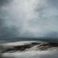 Black Ice - oil on canvas - Neil Nelson