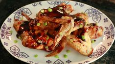 Curtis Stone's Sticky Asian Wings Recipe