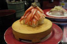 大盛り蟹@金沢 - 金沢まいもん寿司