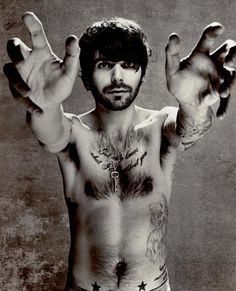 simon neil. (biffy clyro)