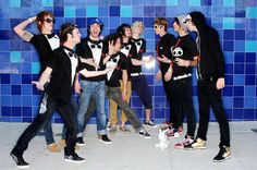 All Time Low vs. Forever the Sickest Kids