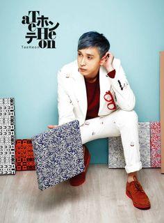ZE:A Taehun - Born in South Korea in 1989. #Fashion #Kpop