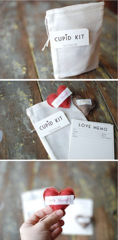 Cute valentine craft