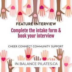 Feature Interview {In Balance Pilates} Posture Exercises, Fitness Exercises, Fitness Tips, Foods For Brain Health, Healthy Brain, Brain Injury Recovery, Pilates Studio, Daily Routines