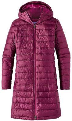 2ad2924e Patagonia Women's Hooded Fiona Parka. Parka coat fashions. I'm an affiliate  marketer