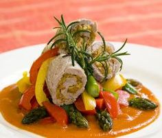 Recipe Veal Involtini by Anne. tesconi - Recipe of category Main dishes - meat