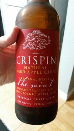 Tasty cider #organic