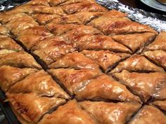 food recipes | Egyptian Baklava Recipe | Egyptian Food Recipes