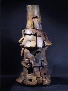 Artista: Peter Voulkos, Título: Mimbres, 2000 - hacer clic para una imagen más grande