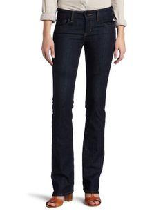 !iT Jeans Women's Curvy Slim Boot Jean. $78