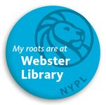 I've written a letter to support NYPL's Webster Library. You can too. Click the pin to get started.