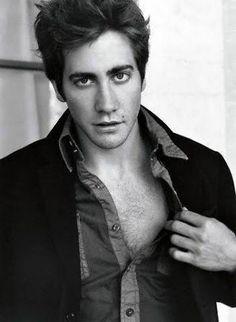 Jake Gyllenhaal photos. Black & White Beautiful Man