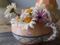 https://flic.kr/p/bKVGwR | yesterDaisies | ready for a new week....