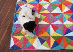 Crackle Quilt | Flickr - Photo Sharing!