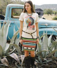 Little Flower Serape Mini Skirt - Skirts - Apparel Collection I love this style!! ! https://www.stitchfix.com/referral/4247519