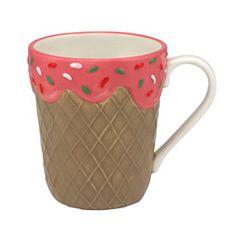 Ice Cream Novelty Mug