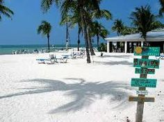 Another beautiful beach in Key West