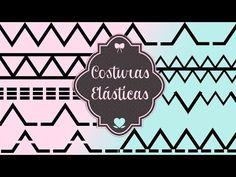 ¡COSTURAS ELÁSTICAS! Lo que necesitas saber para coser tela elástica - YouTube