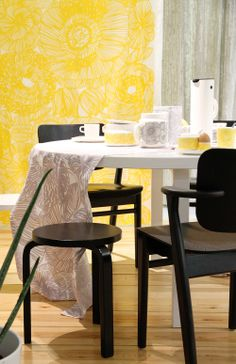 marimekko interior decoration collection 2014 spring summer hunajaista sisustusblogi artek