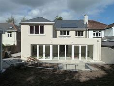 Image result for two storey extension on three bedroom house plans ireland