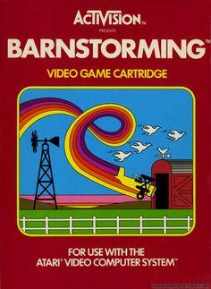 atari 2600 barnstorming - Google Search