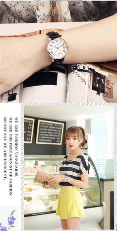 SANDA P206 Kvinner Quartz Watch Quartz Watch, Women Jewelry, Watches, Lady, Shopping, Style, Fashion, Swag, Moda