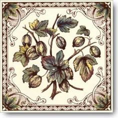 images about Victorian Tiles on Pinterest