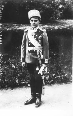 The last-born child and last tsarevich of Russia, Alexei inherited hemophilia from the strain running on his mother's side of the family through Queen Victoria of Britain. Every effort was made until 1912 to keep his infirmity a secret lest an usurper to the throne come along.