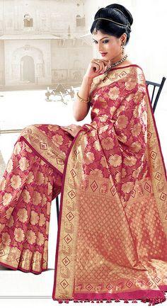Pure Kanchipuram Silk Designer Sarees