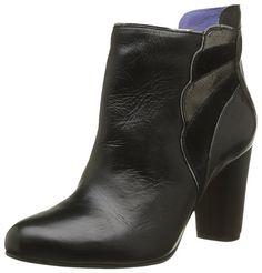 Kookaï Gera - Botas de cuero mujer: #Botas #Zapatos #Moda #Mujer