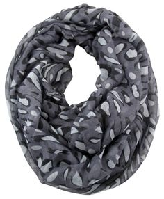 TOAST ACCESSORIES Get your fashion fix with these stunning LEOPARD PRINT infinity scarves. Beautiful, Elegant and Stylish scarves for Sporting Girls and Fashionista Women of All Ages. Large enough to double around your neck for a cozy, on-trend look, or simply wear as a single loop for a lighter, more summery style. Join the revolution - get going your own way with TOAST!