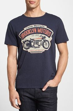 Brooklyn Motors 'Garage' T-Shirt available at #Nordstrom