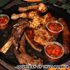 From Morocco's b'stilla to South Africa's bunny chow, don't leave Africa without sampling at least a few of these exquisite foods. Sierra Leone Food, Gambian Food, Jollof Rice, Main Course Dishes, Soul Food, Gourmet Recipes, Yummy Food, Tasty, Favorite Recipes