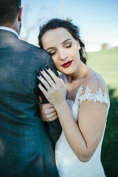 Harrisonburg Wedding Styled Shoot April 8, 2018 On Sunny Slope Farm Photographer: Samia's Photography- @sammm.jpg Coordinator: Anna Mills- @AnnaMills12 Dress: Reflections- @reflectionspromandpageant Flowers: The Faded Poppy- @thefadedpoppy Tuxedo: Classic Tuxedos- @classictuxedos Rentals: Another Chance Designs- @another_chance_designs Hair: Alesha Greene- @aleshagreene Makeup: Morgan Allman- @_molovesyou Invitation Suite: Anchored Creative Studio- @anchoredcs