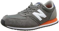 New Balance U420, Unisex-Erwachsene Sneakers, Grau (SGO GREY), 45 EU (10.5 Erwachsene UK) - http://on-line-kaufen.de/new-balance/45-eu-10-5-erwachsene-uk-new-balance-u420-unisex