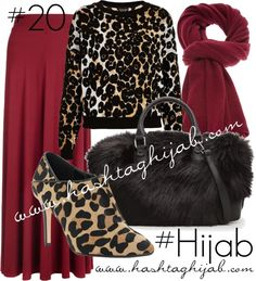 Hashtag Hijab Outfit #20