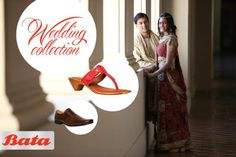 You are tying the knot because you complement each other. Make sure your style does the same by going with our wedding collection. #BataWeddingFever