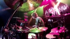 Fábio Brasil - Drum Frame - Detonautas - Final do Show