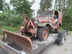 1948Willys Jeep CJ2A Upstate NY