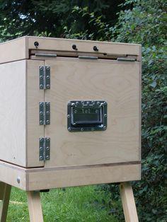my camping kitchen / chuck box