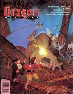 Dragon #128 - Dec., 1987