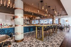 Schpoons & Forx (Bournemouth, UK), Restaurant or Bar in a hotel | Restaurant & Bar Design Awards