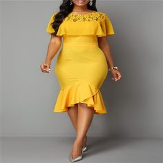 Latest African Fashion Dresses, Women's Fashion Dresses, Dress Outfits, Fashion Clothes, Stylish Dresses, Casual Dresses, Sexy Women, Spandex Dress, Party Dresses For Women