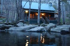 Come spend Christmas with us here at Cherokee Mountain Cabins! www.cherokeemountaincabins.com or 828-321-2010