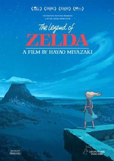 The Legend of Zelda: ¿Y si Hayao Miyazaki hubiera hecho película? 1   Hobbyconsolas.com