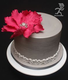 Fast Big Statement Flower ready in 24 hours - CakesDecor