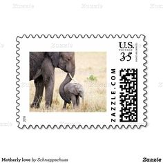 Motherly love postage