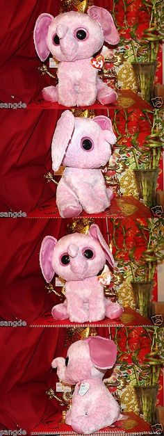 Current 1628: Ty Beanie Boos Jumbo Ellie The Elephant.17 .2015 Release.Mwnmt.Nice Gift -> BUY IT NOW ONLY: $70 on eBay!