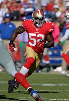 The San Francisco beat the Seattle Seahawks 13 to Don't miss Thursday Night Football on the NFL Network. 49ers Players, Nfl Football Players, Football Icon, Nfl 49ers, 49ers Fans, 49ers Pictures, Patrick Willis, Forty Niners, Nfl Network