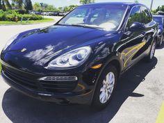 2012 Porsche Cayenne #porsche #porscheclub #porscheclassic #porschelife #car #luxury #miami #caroftheday